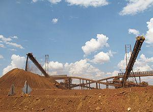 西澳矿山现场